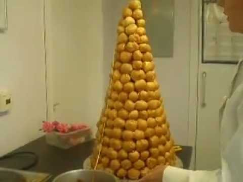 How to Make a Croquembouche