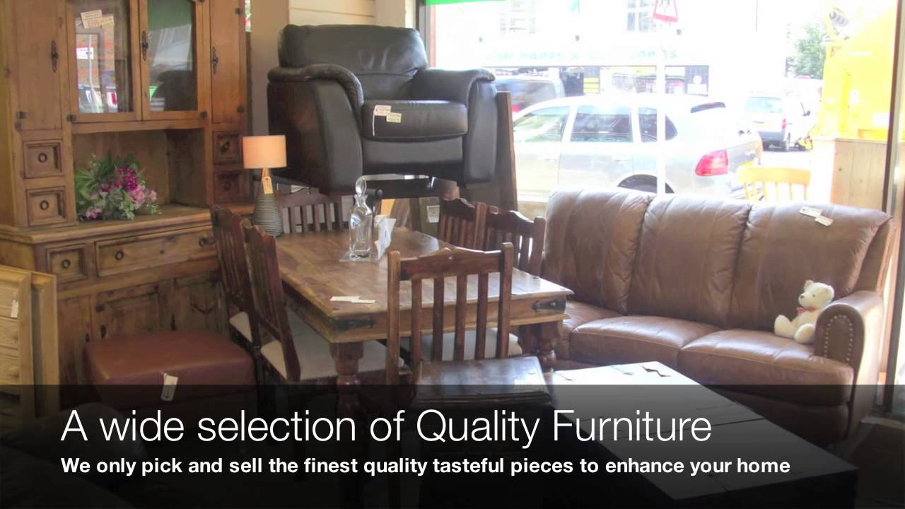 Home From Home Store Quality Second Hand Furniture Youtube