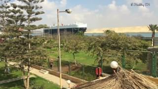 قناة السويس و سفن عابره Suez Canal and sHiPs