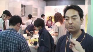 ヤマハリビングテック 戎谷氏 intvew@中国 住宅設備・建材総合展2011