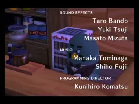 Animal Crossing: City Folk - DJ K.K.