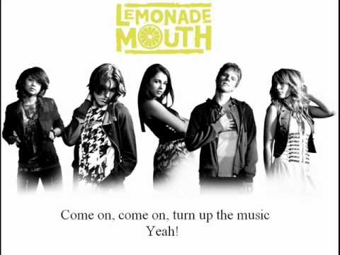 Lemonade mout - Turn up the music Instrumental