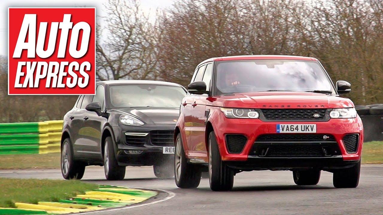 range rover sport supercharged vs porsche