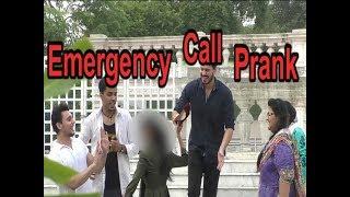 BEST Emergency Call Prank In Pakistan   Lahore TV Pranks   Pranks in Pakistan  Pranks in India