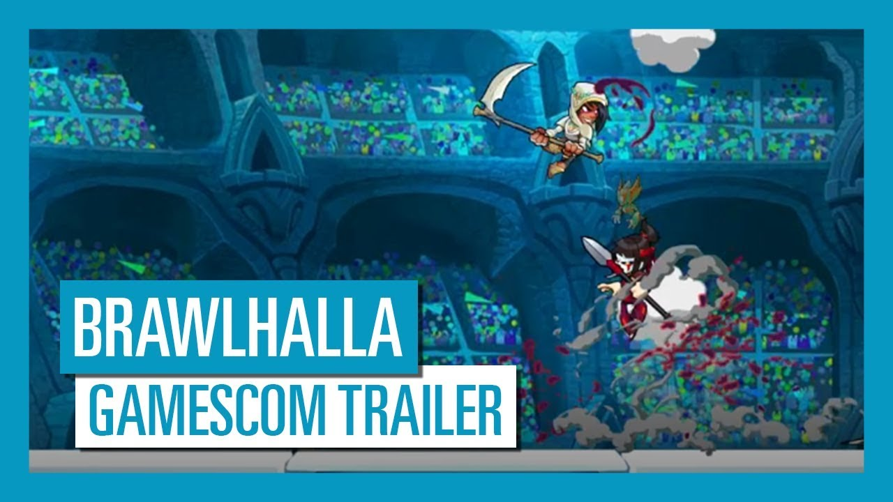 ADVENTURE TIME Meets Ubisoft's BRAWLHALLA In Brand-New Trailer