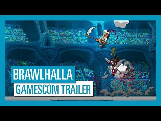 BRAWLHALLA - GAMESCOM TRAILER