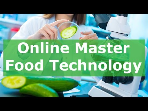 Online Master: Food Technology | Wageningen University & Research