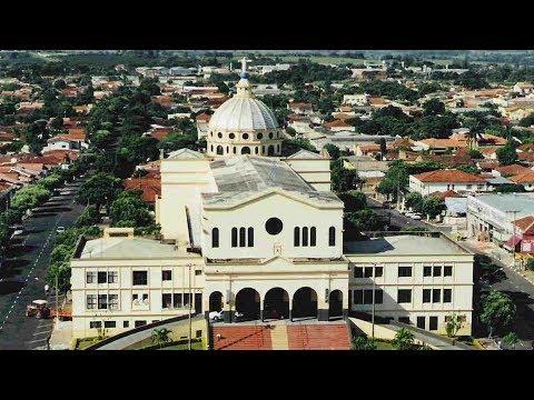 70 anos da igreja matriz dos capuchinhos em Dracena
