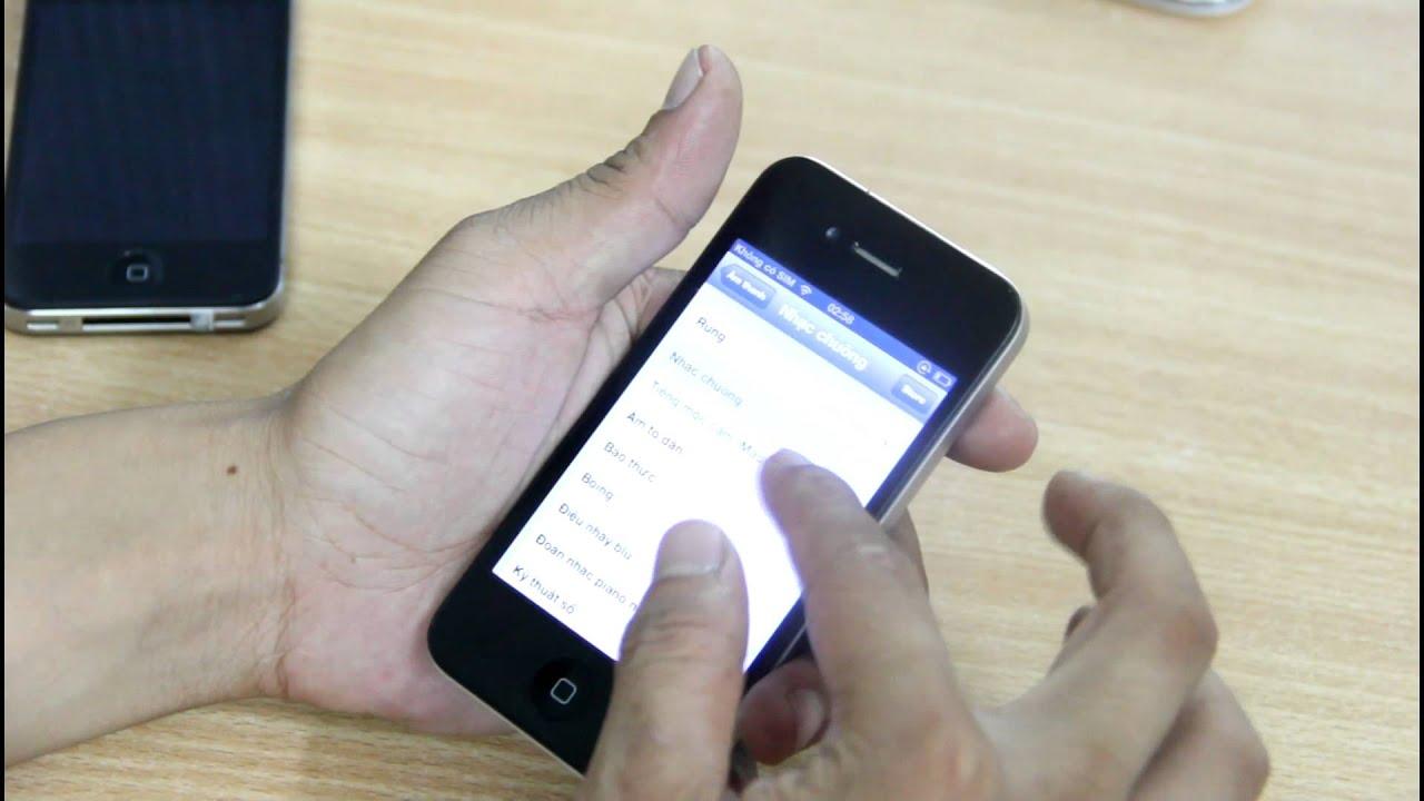 [Nology.vn] Hướng dẫn test & chọn mua Iphone 4 cũ
