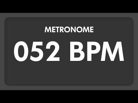52 BPM - Metronome