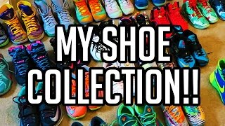 MY EPIC SHOE COLLECTION!!