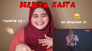 Download lagu Alwiansyah - Berbeza Kasta (Official Music Video) |Malaysian reaction| TALENTED KID !