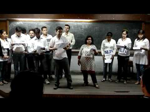 Performance at University of Calcutta - January 11, 2012