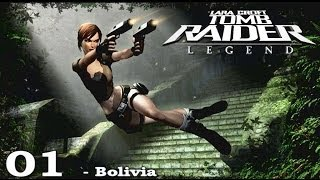 [HD-ITA] Tomb Raider Legend Pt. 1 - Bolivia - [TR Trilogy PS3]