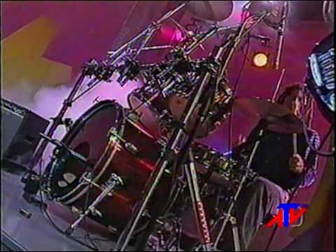 LOS TETAS corazon de Sandia Mas Musica (19 de Mayo de 1995)