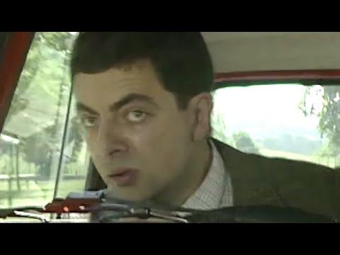 Car Crashes | Mr. Bean Official
