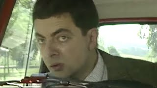 Car Crashes | Mr. Bean Official