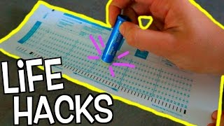 CRAZY Life Hacks You WONT Believe Are TRUE! Nichole Jacklyne