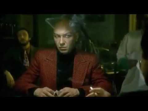 Блеф покер от Адриано Челентано. Отрывок из фильма 'Туз'