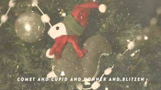Kim Walker-Smith - Rudolph The Red Nosed Reindeer - Lyric  - Jesus Culture Music