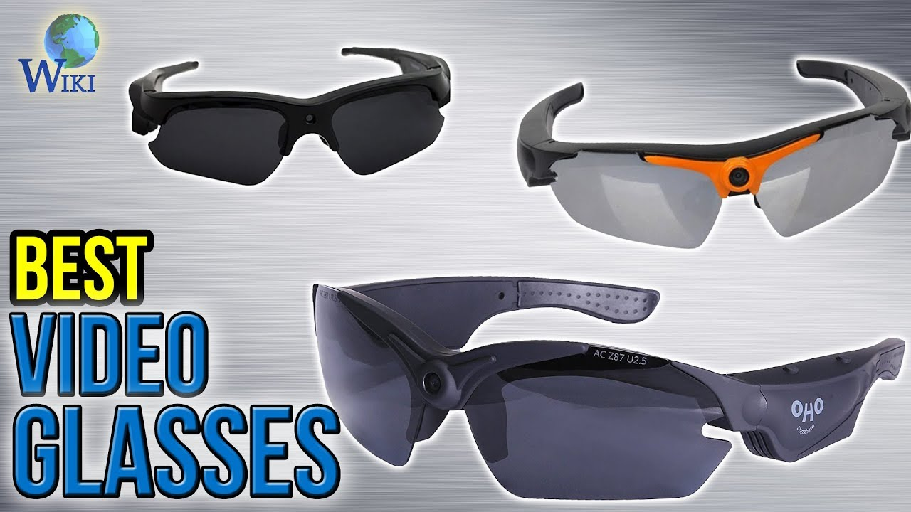 36e55c00bc 7 Best Video Glasses 2017 - YouTube