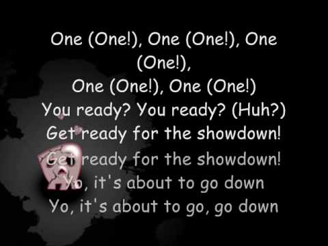 The Black Eyed Peas - Showdown Lyrics