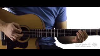 Little Red Wagon - Guitar Lesson and Tutorial - Miranda Lambert