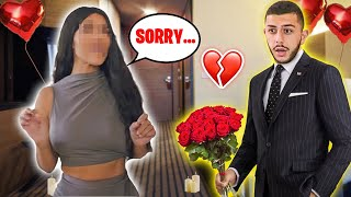 I got rejected by the love of my life..