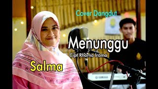 Download lagu MENUNGGU (Rhoma Irama) - Salma # Dangdut Cover