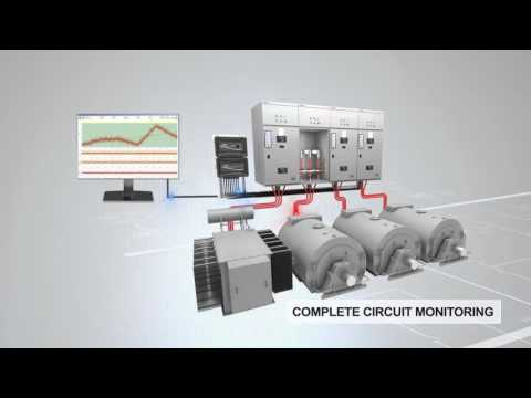 HVPD Kronos® Permanent Monitor - On-Line Partial Discharge Condition Monitoring