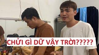 """Khương Dừa """"chửi"""" nhân viên vì stress khi làm Thách thức danh hài?"""