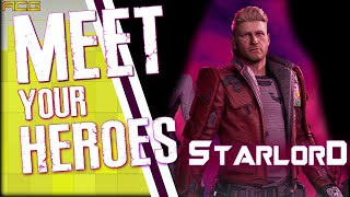 He's Not A D*ck! Guardians of the Galaxy Meet Your Heroes - Exclusive
