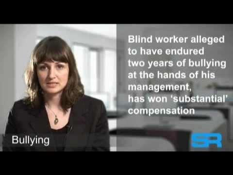 UK Employment Law - Bullying