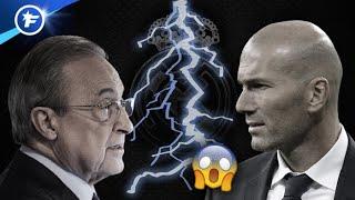 Zinédine Zidane règle ses comptes avec le Real Madrid | Revue de presse