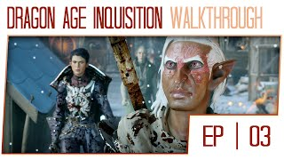 Dragon Age Inquisition Gameplay Walkthrough (1080p / 60fps Cutscenes / PC) - Part 3