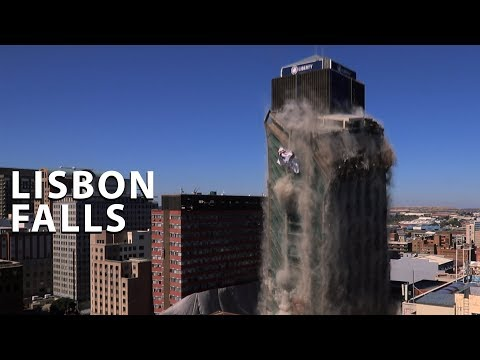 Lisbon falls in Johannesburg