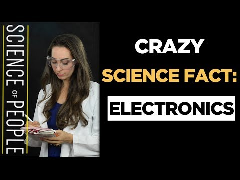 Crazy Science Fact: Electronic Devices