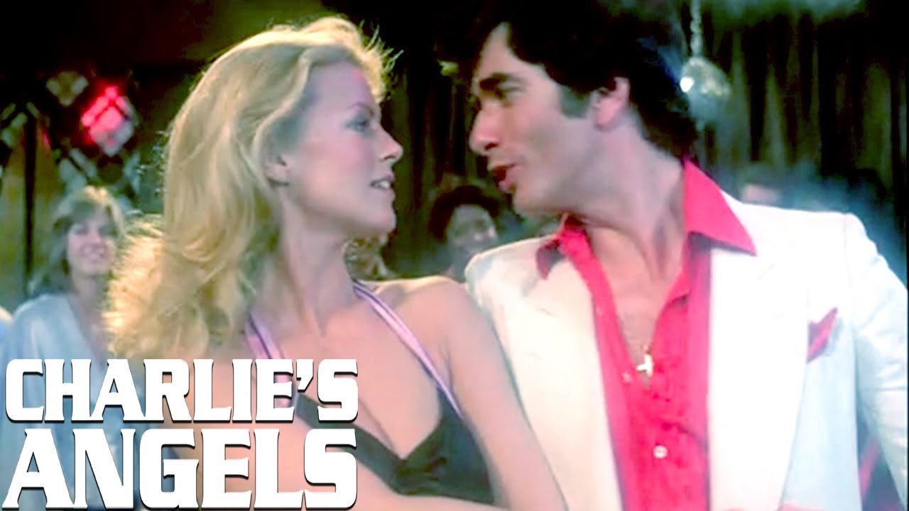Kris Burns Up The Dance Floor! | Charlie's Angels