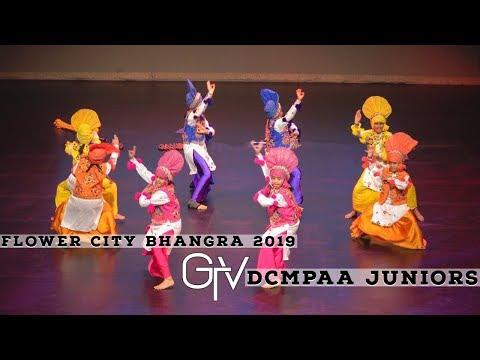 DC Metro Punjabi Arts Academy Juniors – Flower City Bhangra 2019