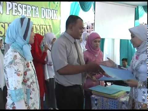 Pelepasan Siswa SMK Al Wahyu Jakarta