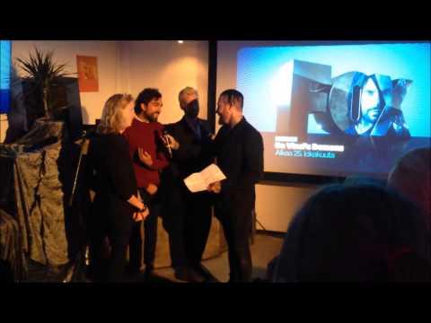 Da Vinci's Demons Dudes & FOX Party in Helsinki