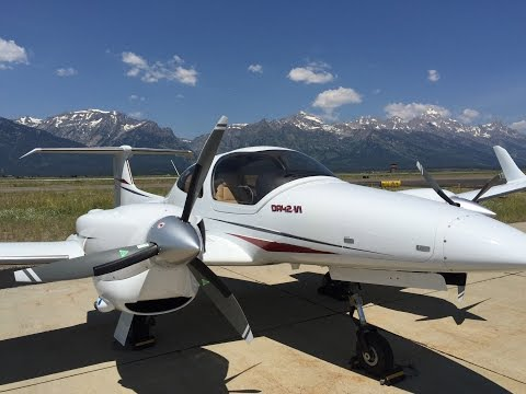 Epic Flight - 9 Days Circling the U.S. in a Diamond DA42 Twinstar