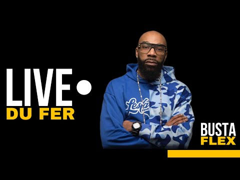 Download Youtube: BUSTA FLEX & ZOXEA - EN LIVE DU FER (BZR)