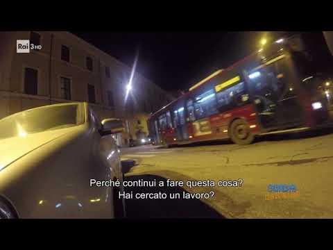 Prostituzione maschile a Roma Termini - Prima dell'alba 25/01/2020