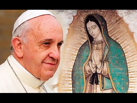 Catlicos en Mxico veneran a la Virgen de Guadalupe