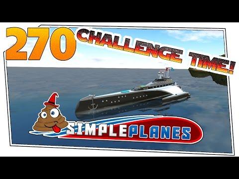 Simple Planes #270 - Challenge Time! Trimaran | Let's Play Simple Planes german deutsch HD
