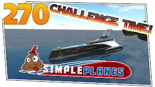 Simple Planes #270 - Challenge Time! Trimaran | Let's Play Simple Planes german deutsch HD