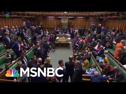 British Parliament Suspended After Trump-Backed PM Defeated Again | The Last Word | MSNBC