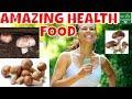 AMAZING HEATH FOOD Agaricus Blazei Murill Mushroom Health Benefits