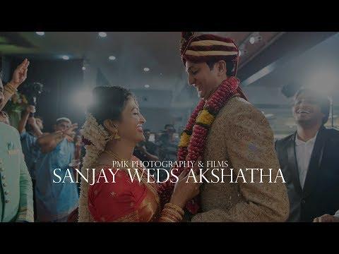 Sanjay weds Akshatha